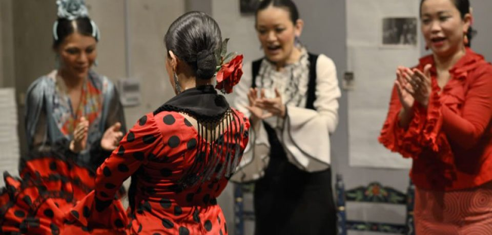 Exportando cultura. El flamenco en Japón